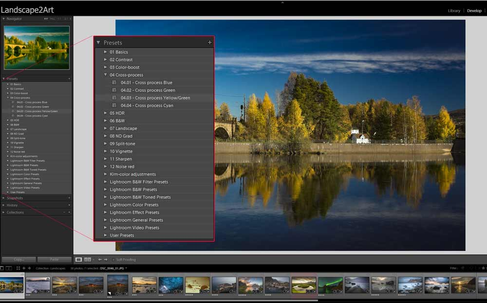 how to make photos look good in lightroom