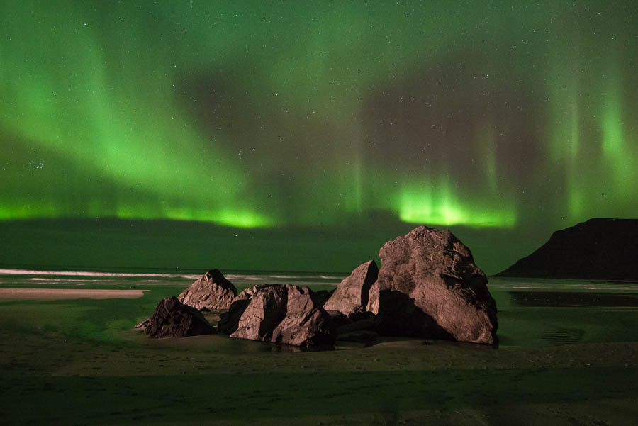 How To Photograph Northern Lights With Success