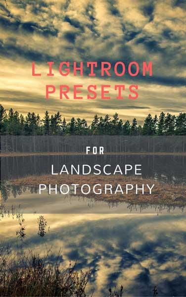free lightroom presets cover
