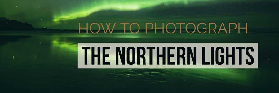 photograph northern lights