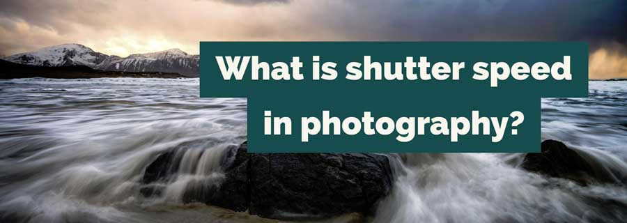 what is shutter speed