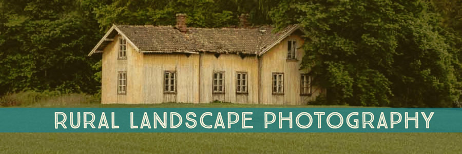 rural landscape photography